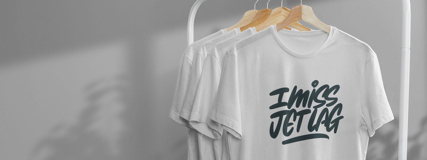 I Miss Jet Lag t shirt