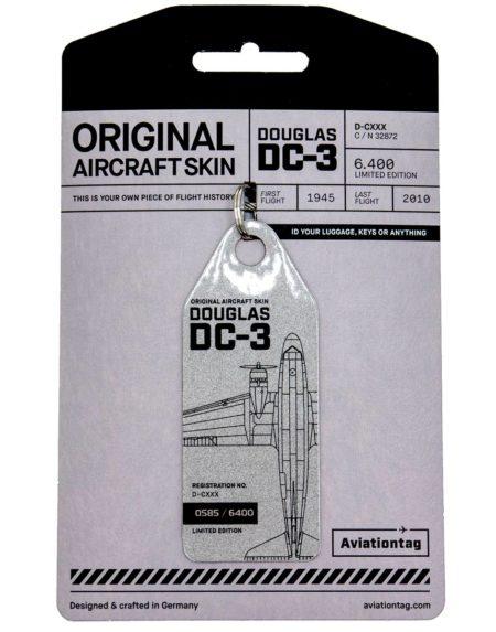 """Douglas DC-3 – """"Candybomber""""– D-CXXX"""